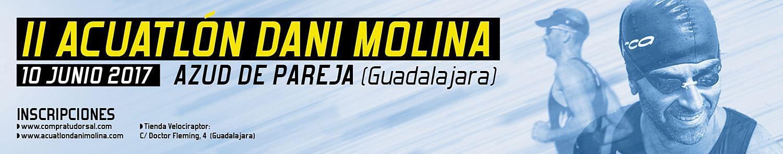 II Acuatlon Dani Molina